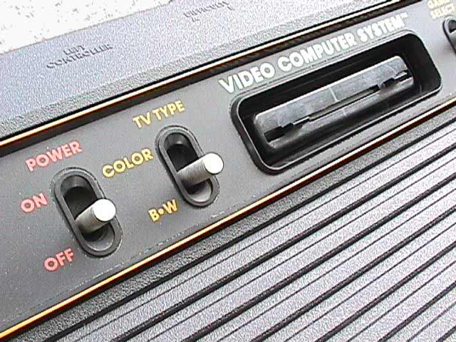 atari 2600 1 The Top 5 Atari 2600 Games