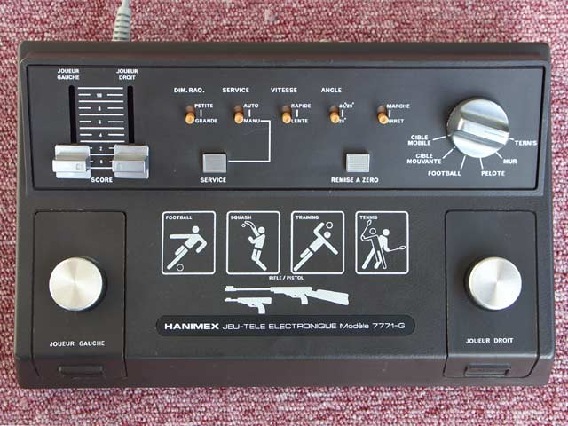 Hanimex 7771-G