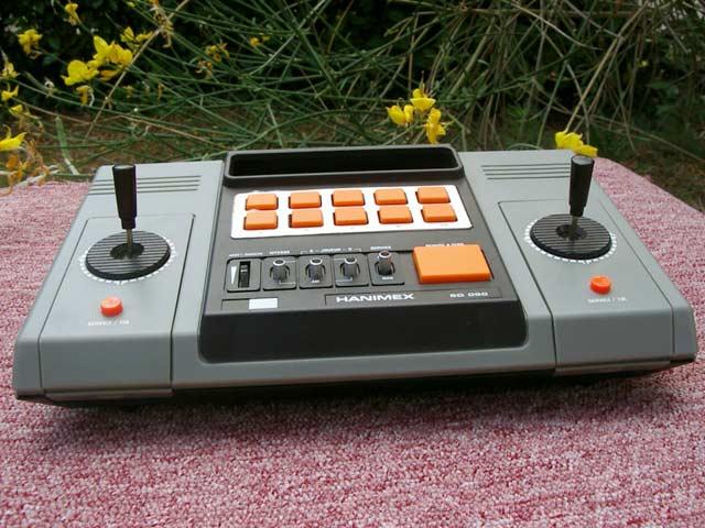 Anciennes consoles de jeux vid o - Ancienne console de jeux ...
